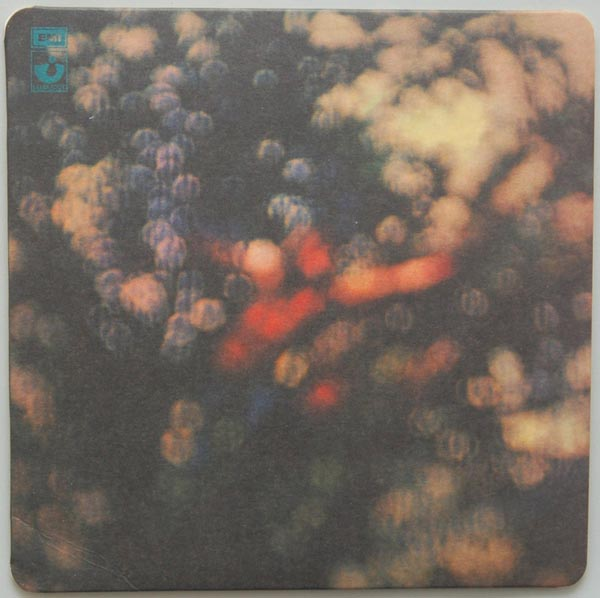 Front Cover, Pink Floyd - Obscured By Clouds