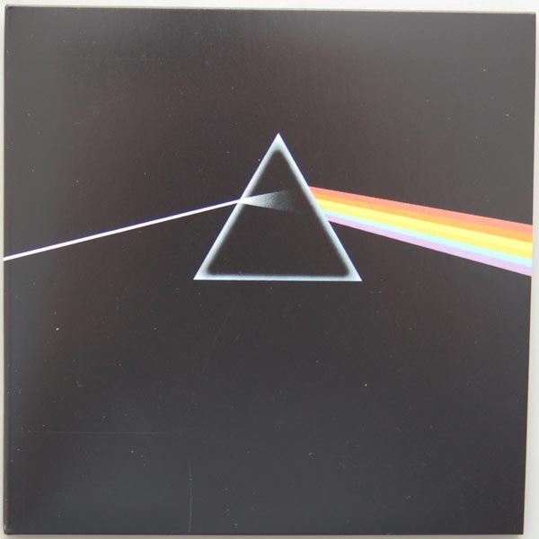 Front Cover, Pink Floyd - The Dark Side Of The Moon