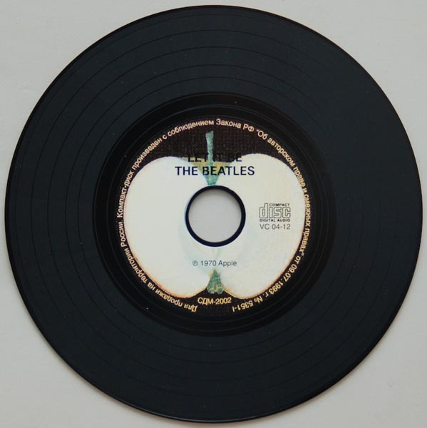 CD, Beatles (The) - Let It Be