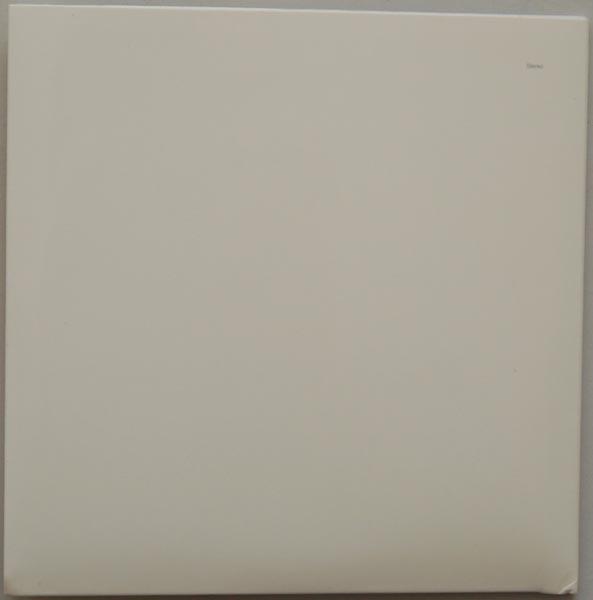 Back cover, Beatles (The) - The Beatles (aka The White Album)