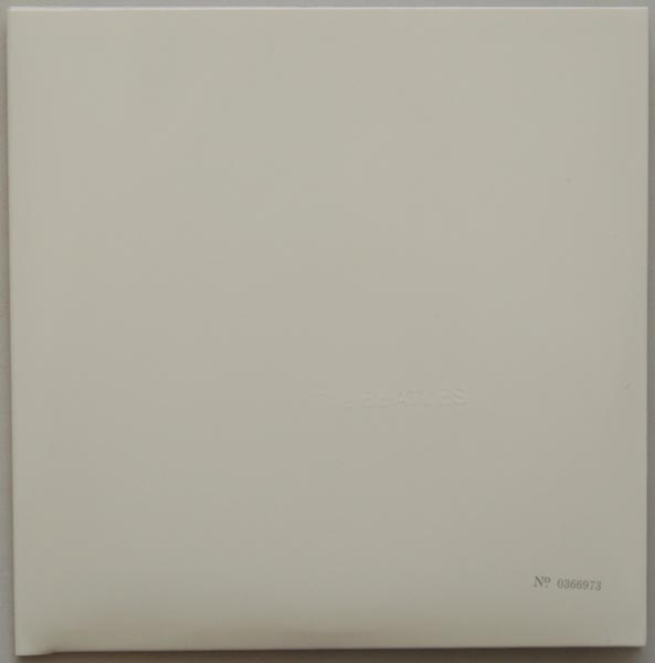 Front Cover, Beatles (The) - The Beatles (aka The White Album)