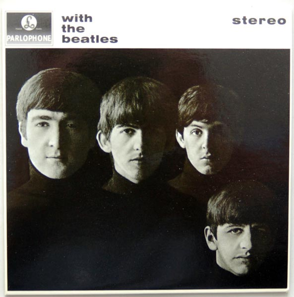 Front Cover, Beatles (The) - With The Beatles