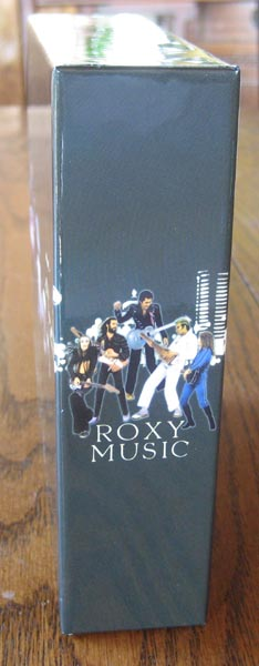 , Roxy Music - For Your Pleasure Box