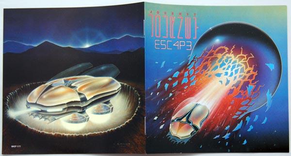 Booklet, Journey - Escape