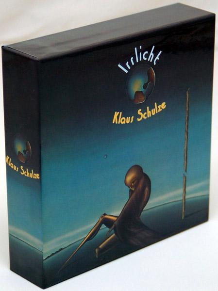 Front Lateral View, Schulze, Klaus - Irrlicht Box