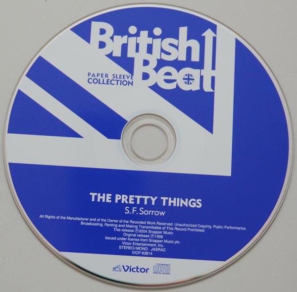 CD, Pretty Things (The) - S.F. Sorrow +7