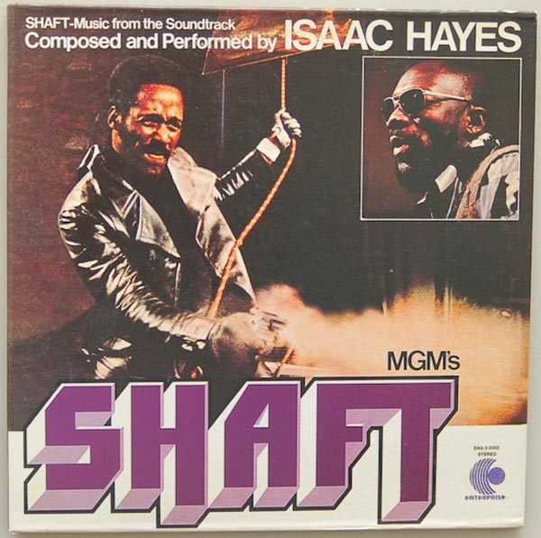Front Cover, Hayes, Isaac - Shaft