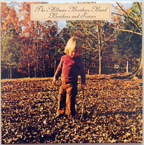 Front cover, Allman Brothers Band (The) - Brothers and Sisters