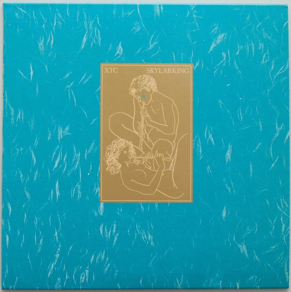 Front Cover, XTC - Skylarking