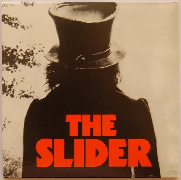 Back cover, T Rex (Tyrannosaurus Rex) - The Slider