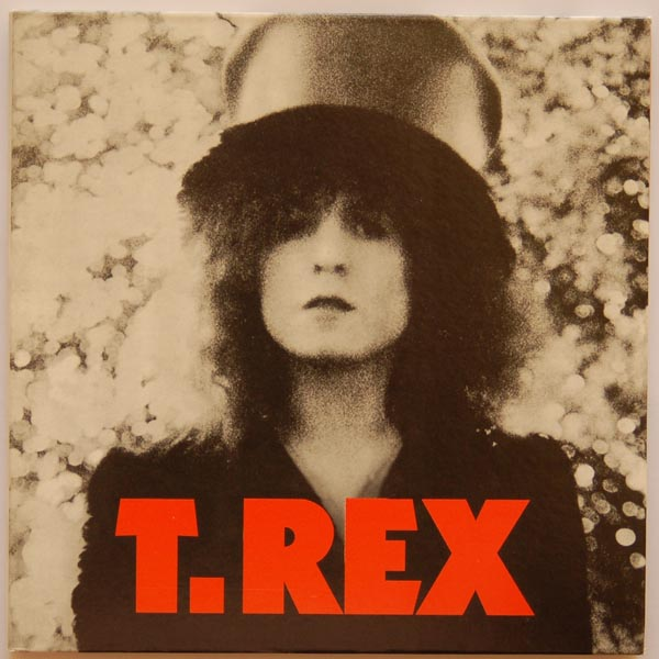 Front cover, T Rex (Tyrannosaurus Rex) - The Slider