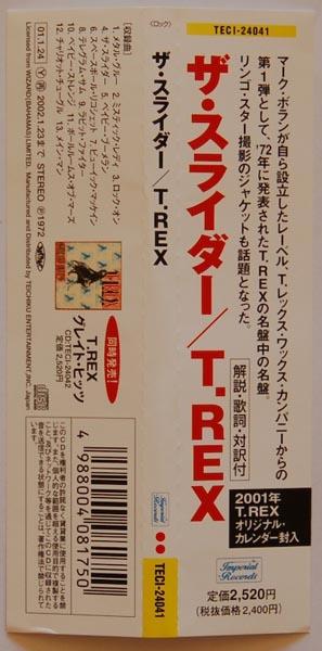 Obi, T Rex (Tyrannosaurus Rex) - The Slider
