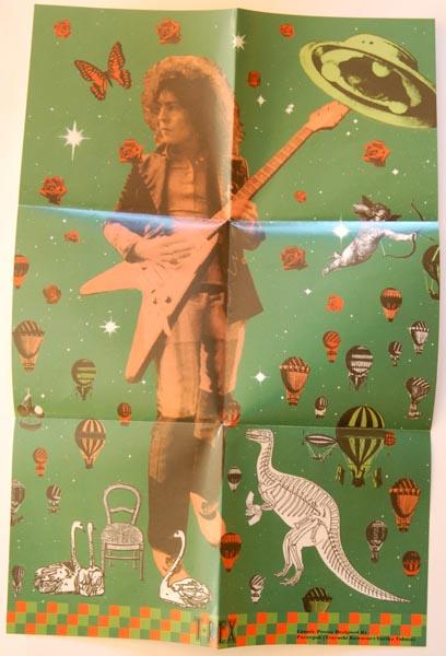 Poster, T Rex (Tyrannosaurus Rex) - The Slider