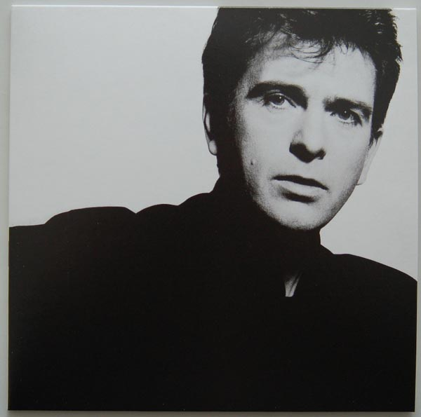 Front Cover, Gabriel, Peter  - So +1
