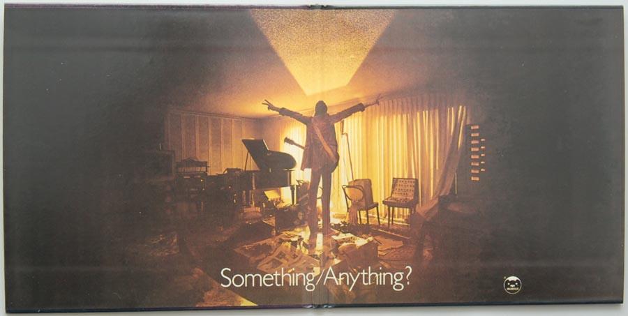 Gatefold open, Rundgren, Todd - Something / Anything?
