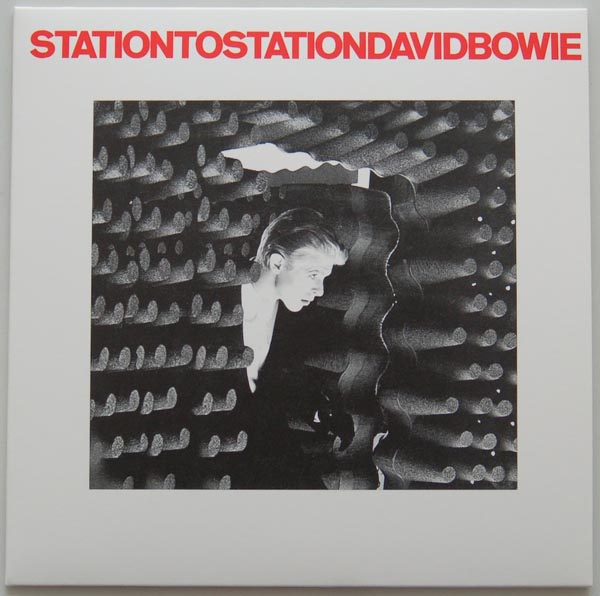 Front Cover, Bowie, David - Station To Station