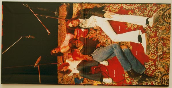 Gatefold open, Pop, Iggy (and The Stooges) - Fun House