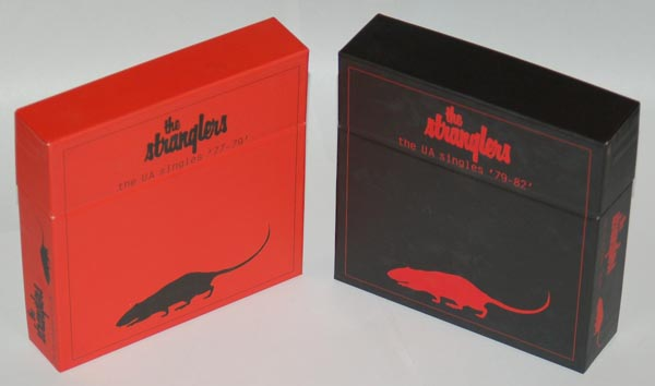 Both boxes front, Stranglers (The) - The UA Singles '77-'79