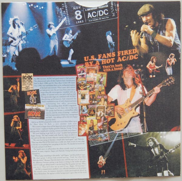 Inner sleeve side A, AC/DC - Flick Of The Switch