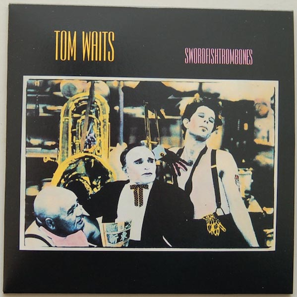 Front Cover, Waits, Tom - Swordfishtrombones