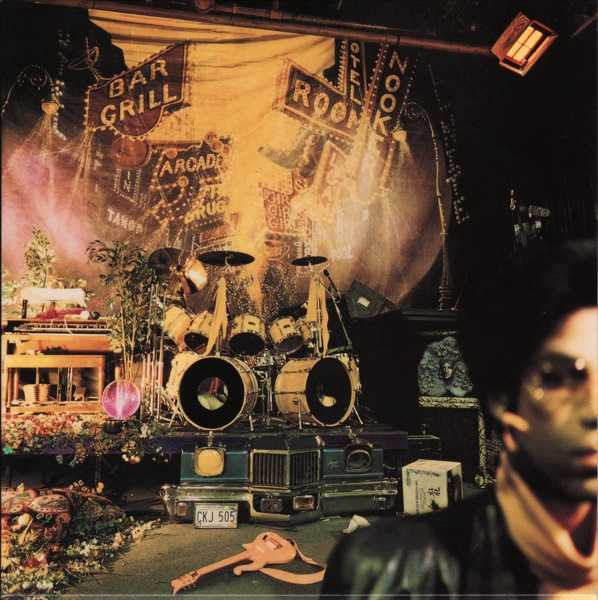 front, Prince - Sign O' The Times