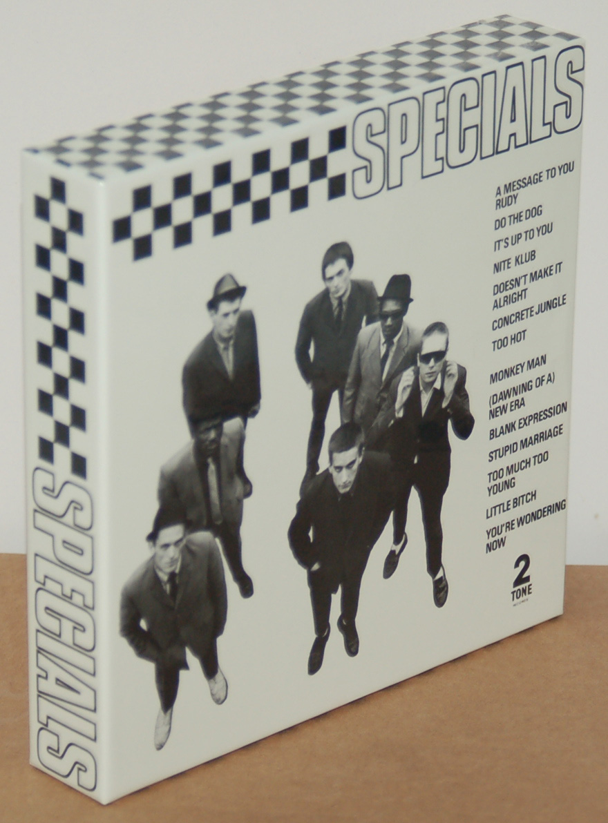 Front lateral view, Specials (The) - The Specials Box