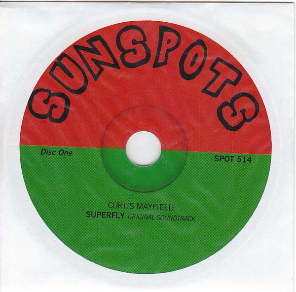 Disc 1, Mayfield, Curtis - Superfly