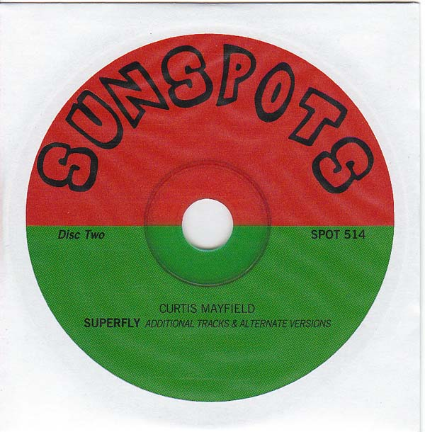 Disc 2, Mayfield, Curtis - Superfly