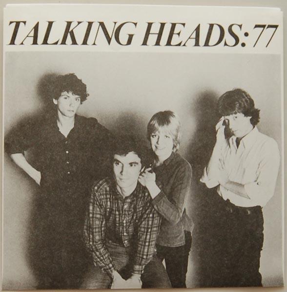 talking heads psycho killer album