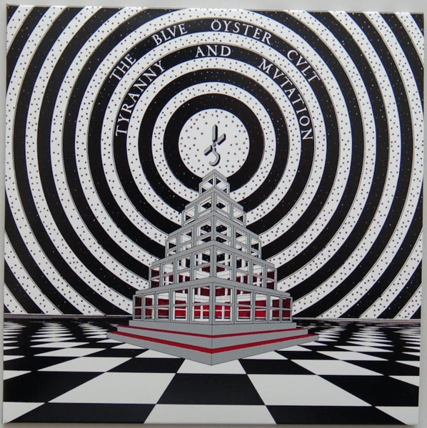 Front Cover, Blue Oyster Cult - Tyranny + Mutation