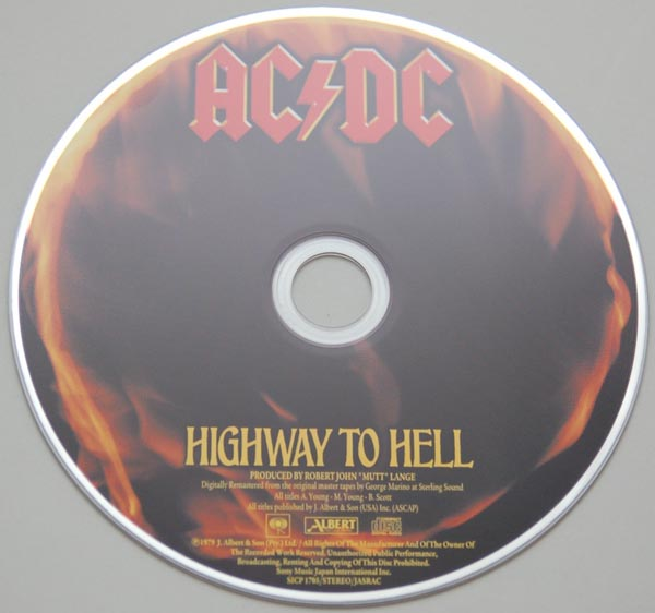 CD, AC/DC - Highway To Hell