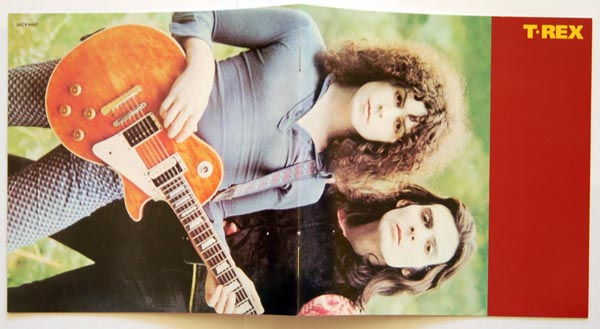 Booklet first and last pages, T Rex (Tyrannosaurus Rex) - T Rex +9