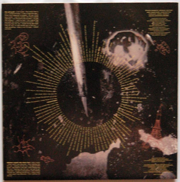 inner sleeve A, Pixies - Trompe Le Monde