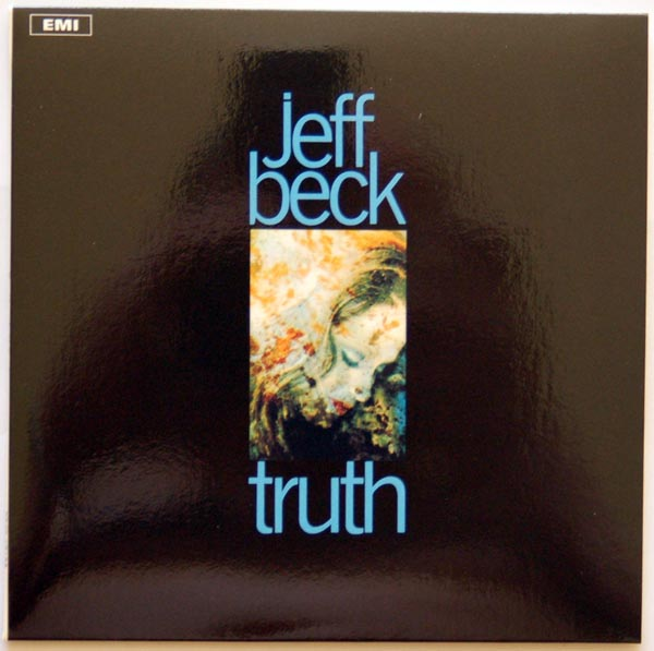 Front cover, Beck, Jeff - Truth