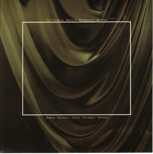 inner sleeve front, Cocteau Twins - Treasure