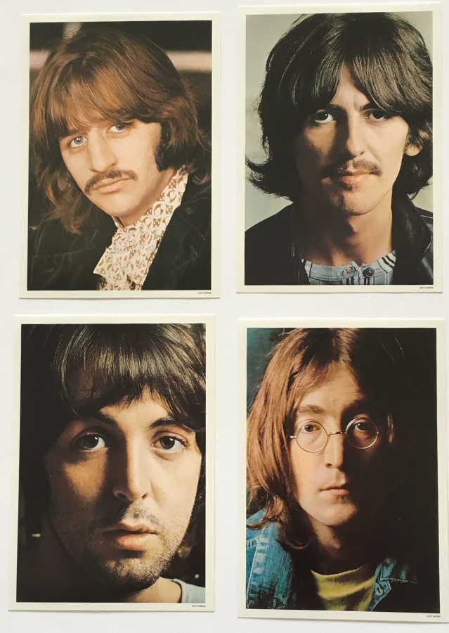 Card, Beatles (The) - The Beatles (aka The White Album) [Encore Pressing]