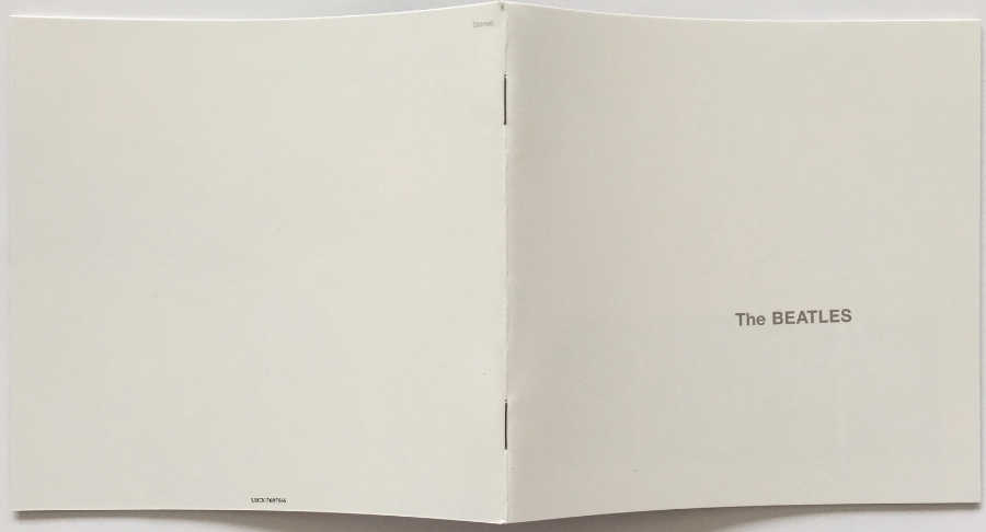 Booklet, Beatles (The) - The Beatles (aka The White Album) [Encore Pressing]