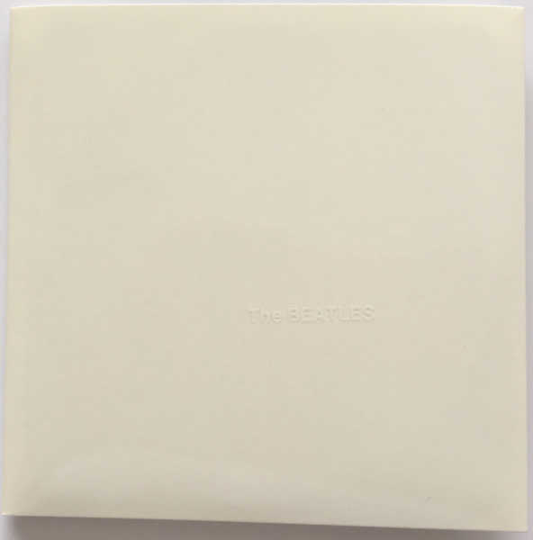 Cover, Beatles (The) - The Beatles (aka The White Album) [Encore Pressing]