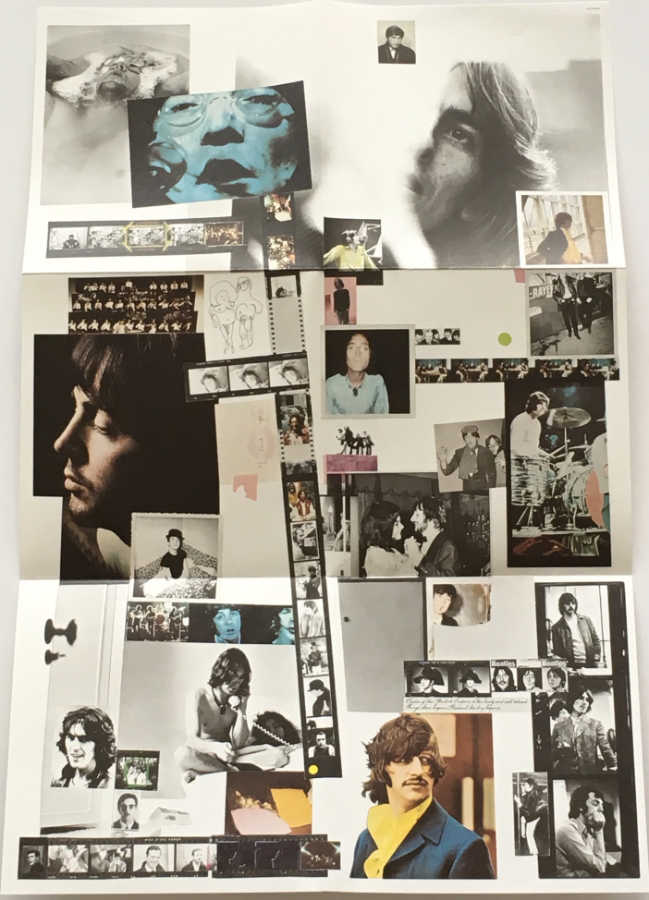 Poster, Beatles (The) - The Beatles (aka The White Album) [Encore Pressing]