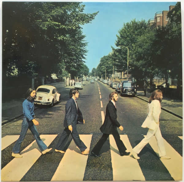 Cover, Beatles (The) - Abbey Road [Encore Pressing]