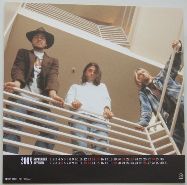 CALENDAR, Nirvana - MTV Unplugged In New York