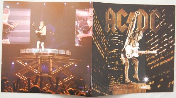 Booklet, AC/DC - Stiff Upper Lip