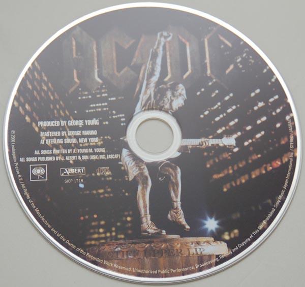 CD, AC/DC - Stiff Upper Lip
