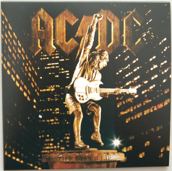 Front Cover, AC/DC - Stiff Upper Lip