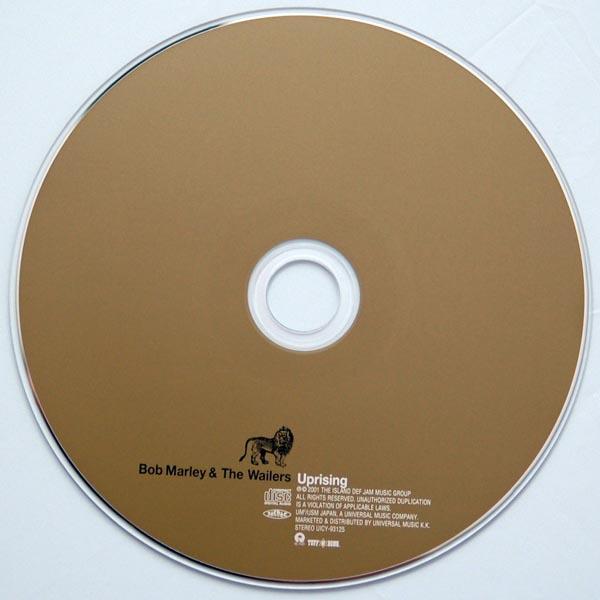 CD, Marley, Bob - Uprising