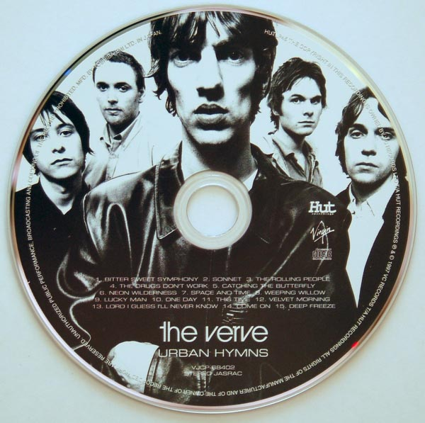 CD, Verve - Urban Hymns