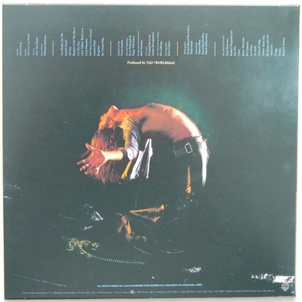 Back cover, Van Halen - Van Halen