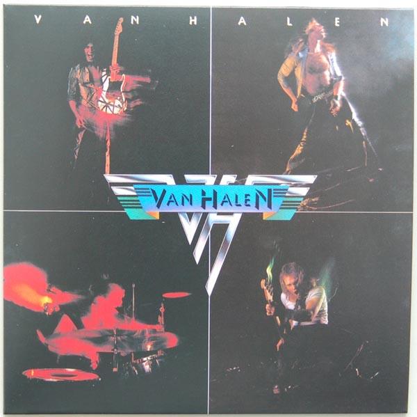 Front Cover, Van Halen - Van Halen