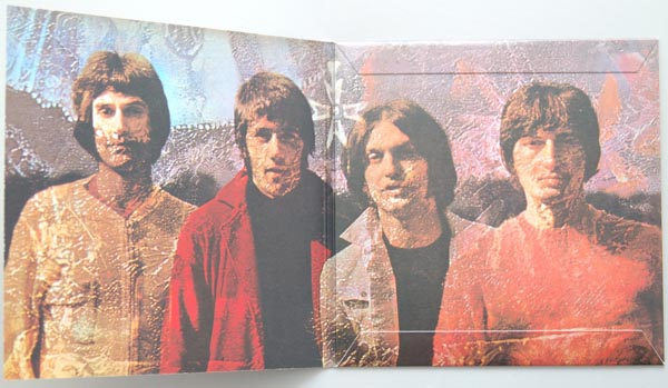 Gatefold open, Kinks (The) - are The Village Green Preservation Society