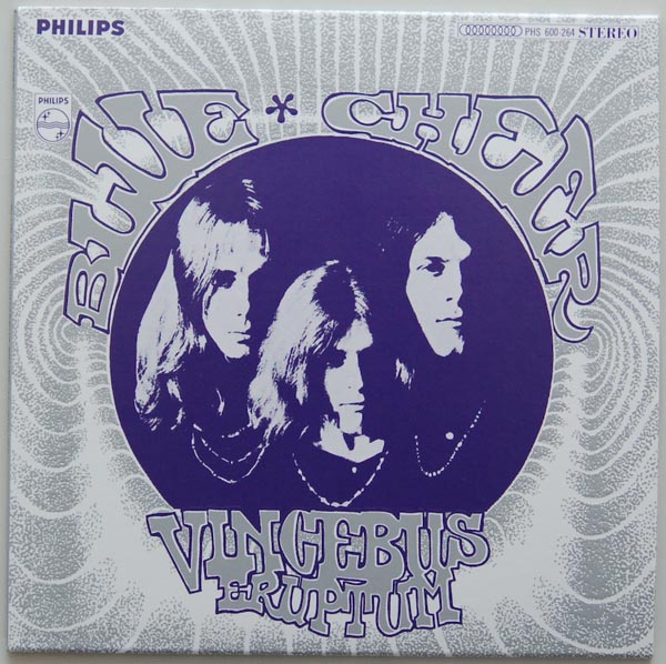Front Cover, Blue Cheer - Vincebus Eruptum